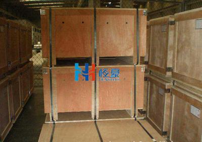 铝板木箱包装